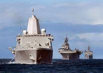 Mỹ và chiến lược mới tại châu Á – Thái Bình Dương