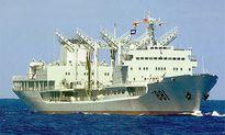"""Trung Quốc """"tự sướng"""" là thế lực hải quân thứ dữ"""