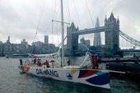 Thuyền buồm Đà Nẵng dự giải đua quốc tế vòng qua 4 châu lục