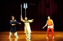 Biểu diễn nghệ thuật truyền thống Đài Loan (Trung Quốc)