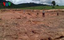 Sự cố vỡ đập thủy Ia Krêl 2: Tiếp tục đền bù người dân gần 1 tỷ đồng