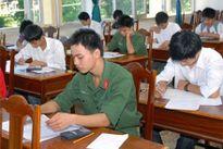 Còn hàng nghìn chỉ tiêu tuyển sinh bổ sung vào các trường quân đội