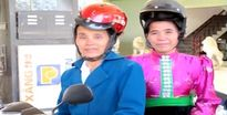 Sắp có mũ bảo hiểm riêng cho phụ nữ người dân tộc?