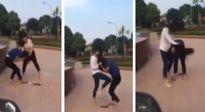 Nữ sinh Thanh Hóa đánh nhau tung clip lên mạng