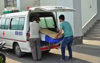 Nam thanh niên rơi từ lầu 18 ở Sài Gòn