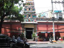 Độc đáo chùa Ấn Độ nổi tiếng linh thiêng giữa Sài Gòn