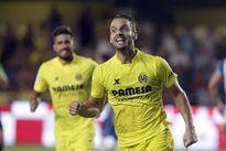 Soldado ghi 1 bàn, kiến tạo 2 lần giúp Villarreal hạ Espanyol