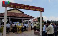 Chuyện về ngôi đền thiêng thờ Bác Hồ trên đất Cù Lao Dung