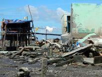 Ngăn chặn tình trạng sạt lở ven biển Gò Công