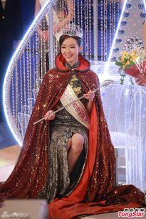 Nữ sinh khoa Luật đăng quang Hoa hậu Hong Kong 2015