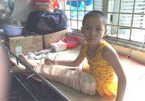 Số phận mong manh của cô bé mắc bệnh hiểm nghèo