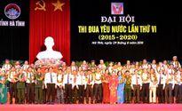 Hà Tĩnh: Tổ chức Đại hội Thi đua yêu nước lần thứ VI
