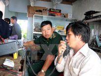Tìm thấy 3 thi thể thuyền viên vụ chìm tàu cá tại Bình Thuận