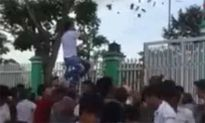 Xem đại gia Việt rải tiền, khoe của gây sốc