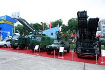 Chiêm ngưỡng dàn xe đặc chủng của Bộ Quốc Phòng và Bộ Công An tại Hà Nội
