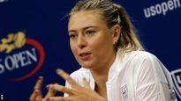 """""""Búp bê Nga"""" Sharapova vắng mặt đáng tiếc ở giải Mỹ mở rộng"""