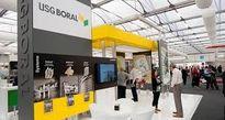 USG Boral ra mắt sản phẩm tấm thạch cao Sheetrock® tại thị trường miền Bắc
