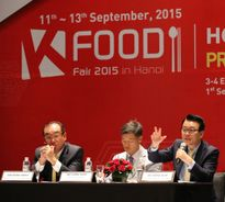 Đem thực phẩm Hàn Quốc đến với người tiêu dùng Việt Nam
