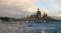Tuần dương hạm lớn nhất thế giới của Nga tạm ngừng hoạt động