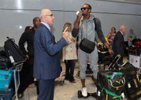 Sau tai nạn, Bolt cưỡi xe 'tự cân bằng'
