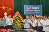 Báo Hà Tĩnh - cầu nối Đảng với dân