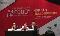 Hội chợ thực phẩm Hàn Quốc 2015 tổ chức tại Hà Nội