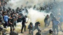 """Bạo động ở Ukraine là """"sự phản bội"""", Hàn - Triều lại """"xích mích"""""""