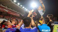 Hành trình đăng quang V.League 2015 của B.Bình Dương