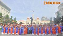 100 cặp đôi tổ chức đám cưới tập thể ngày Quốc khánh