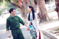 """Lương Giang duyên dáng trong bộ ảnh """"Vui ngày độc lập"""""""