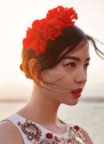 'Thổn thức' với loạt hình thời trang đầy mê đắm của Trương Tử Lâm