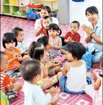 Đáp ứng nhu cầu chỗ học cho học sinh
