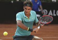 Federer đánh dọc dây siêu đẳng khiến đối thủ bất lực
