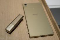 Trên tay Sony SBH54: tai nghe Bluetooth có loa ngoài