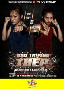 Sơn nữ Nguyễn Thị Tâm và ước mơ bay xa trong làng Boxing