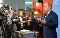 Nga muốn lập liên minh quốc tế chống khủng bố và cực đoan