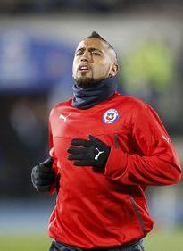 Vidal bị HLV Chile đuổi về Bayern Munich vì say rượu