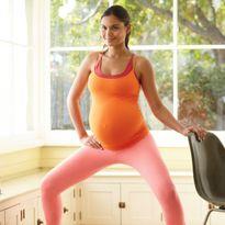 5 động tác thể dục tại nhà tốt cho mẹ bầu trong suốt thai kỳ
