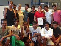 Người Italy bắt đầu chiến dịch vận động cứu giúp người nhập cư