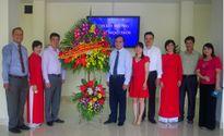 Đồng chí Đinh Thế Huynh gửi lẵng hoa chúc mừng Bộ GD&ĐT