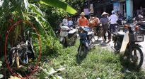 Cảnh sát giao thông bị người dân giữ xe sau tai nạn