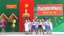 Trường Mầm non Trường Sa tưng bừng khai giảng năm học mới