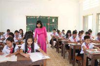 Đầu tư cơ sở vật chất trường học vùng dân tộc thiểu số ở Ninh Thuận