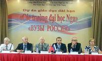 Tăng cường hợp tác giáo dục Việt Nam - Nga