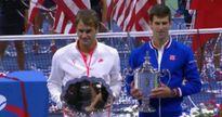 US Open 2015: Đánh bại Roger Federer, Novak Djokovic giành chức vô địch