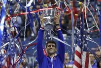 Novak Djokovic lần thứ 2 lên ngôi vô địch Giải quần vợt Mỹ mở rộng