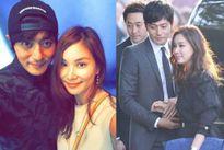 2 đôi vợ chồng hot nhất màn ảnh Hàn tung ảnh tình cảm