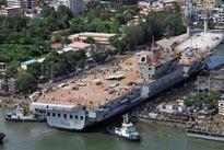 Dè chừng TQ, Ấn Độ tăng cường sức mạnh hải quân