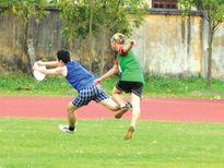 Ném đĩa bay chinh phục giới trẻ Hà Thành