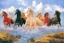 Những đại kỵ trong treo tranh phong thủy